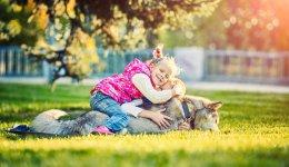 Собаки для дітей